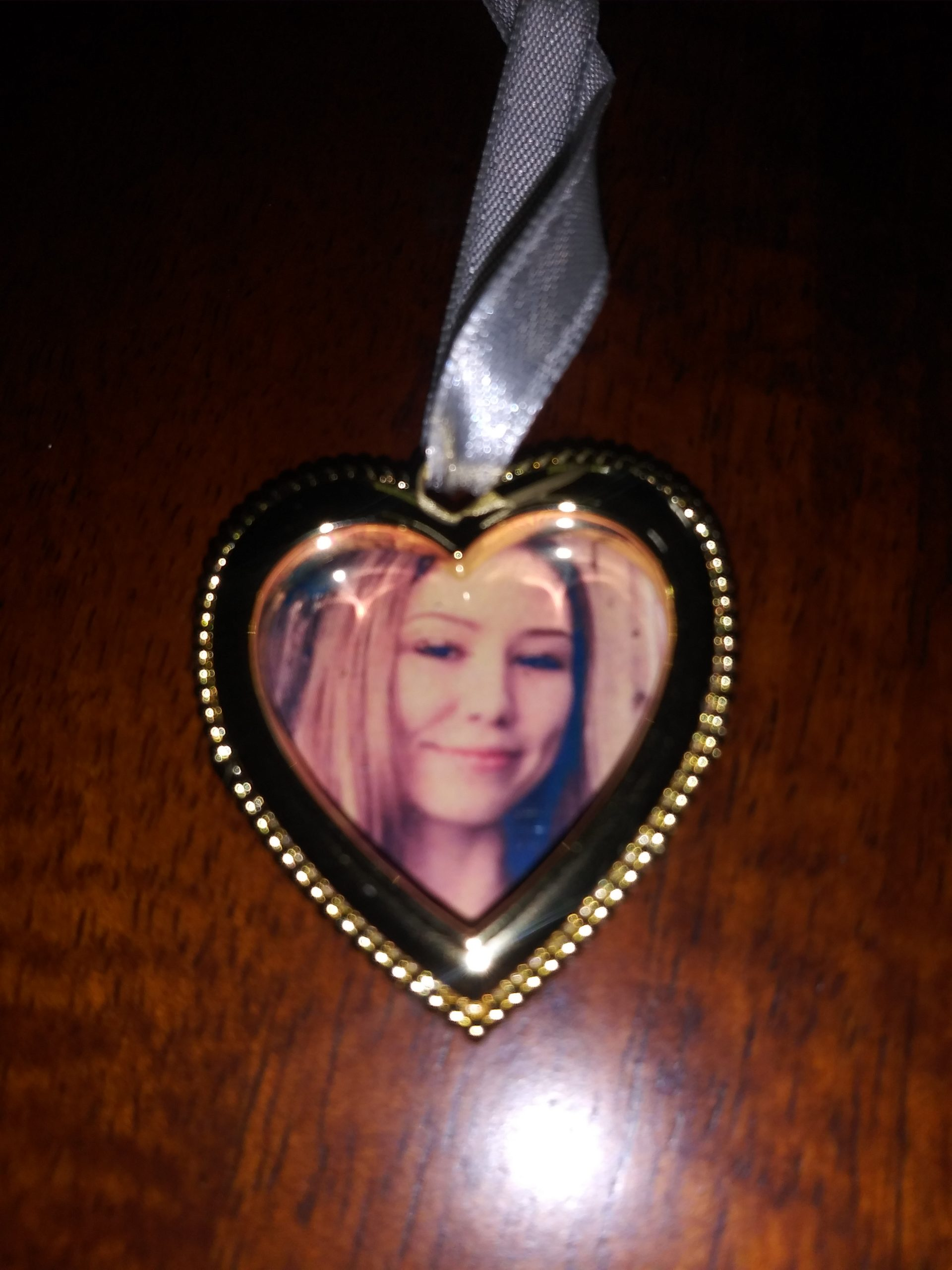Caitlin Frangel's pendant