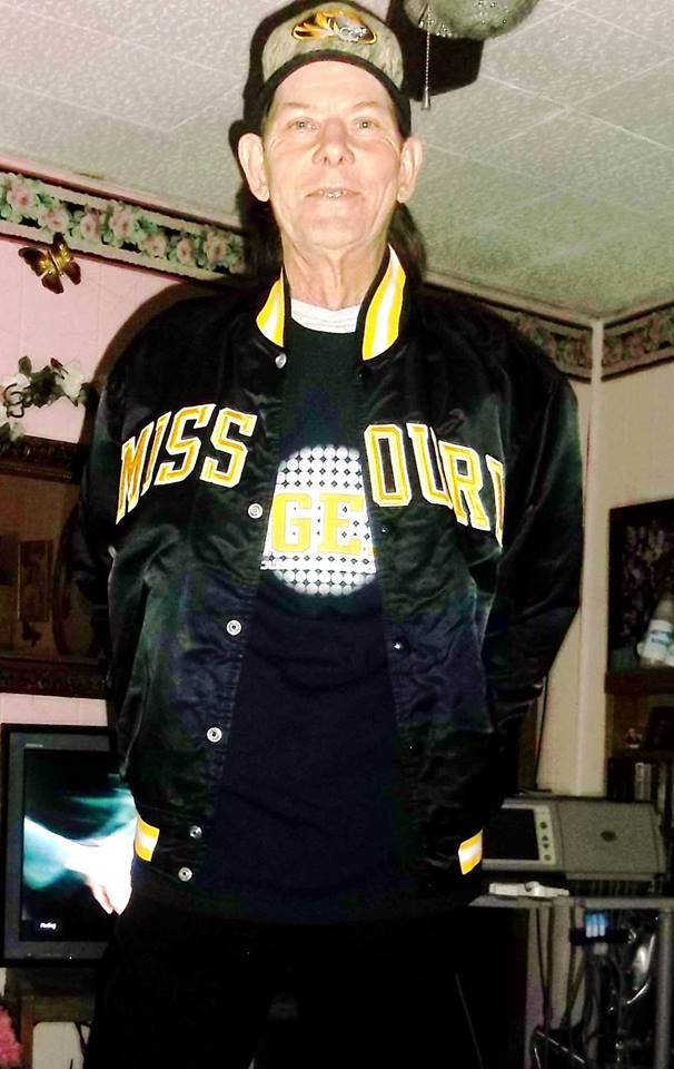 Rick A Cochran black Missouri jacket