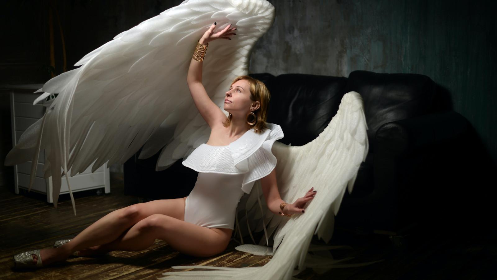 Angel Hero Header